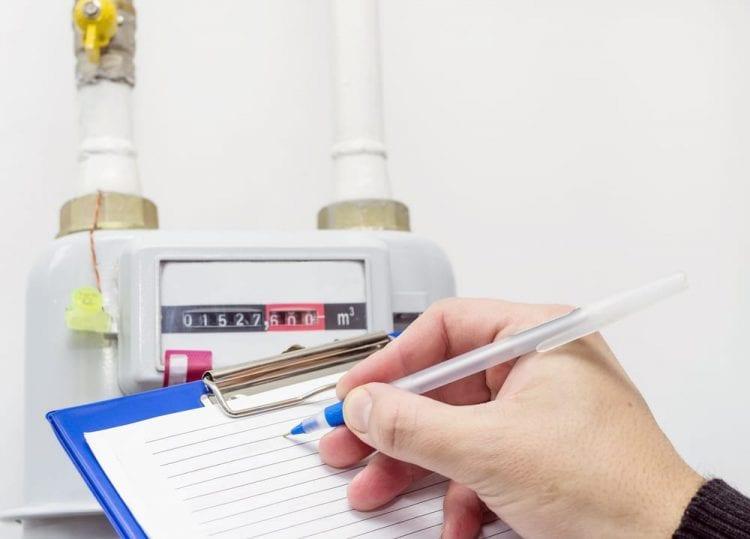 Manipular un contador de gas riesgo alternativas