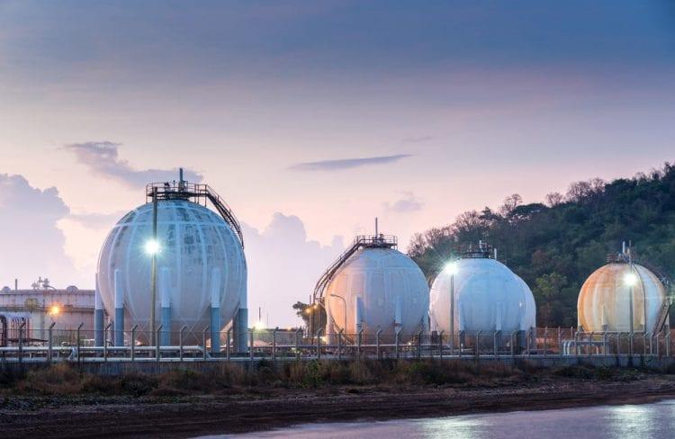 Contratar gas natural empresas