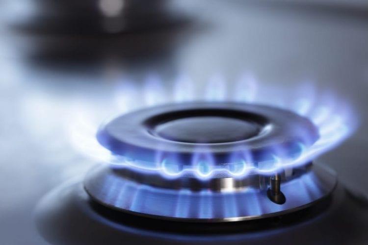 Evolución precio del gas