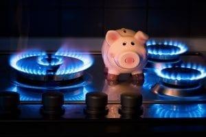 Dar de alta el gas Podo