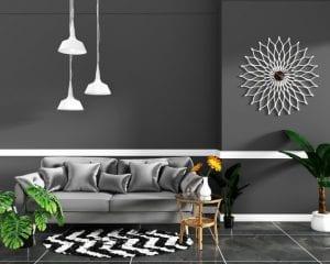 Ahorro de luz gracias a un buen diseño de interiores