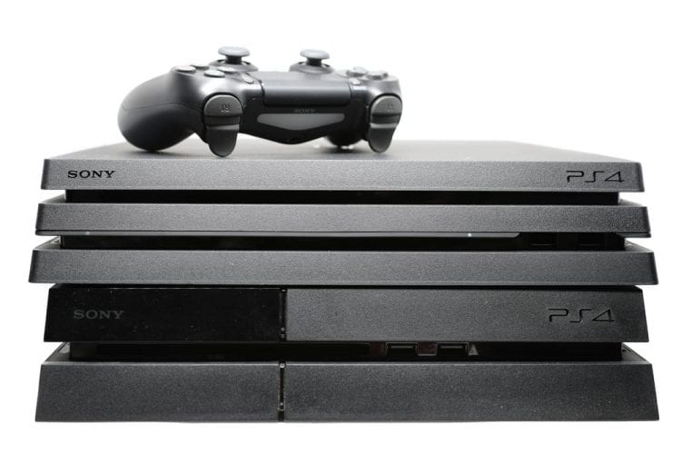 Play Station 4 PS4 pro