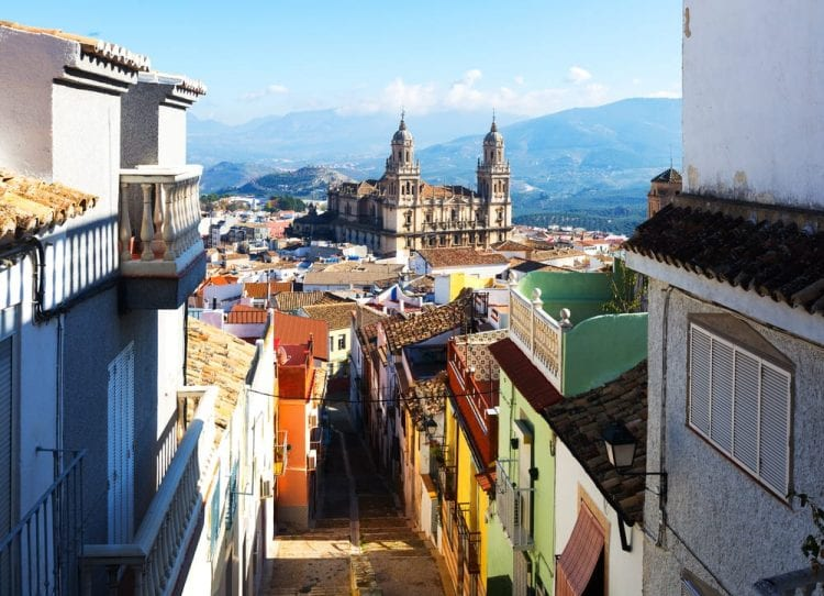 paisaje Jaén