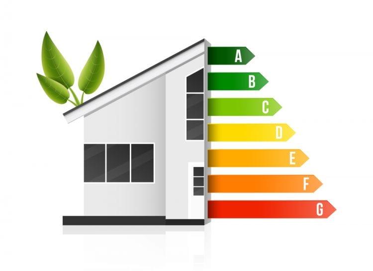 Escala de Eficiencia Energética en edificios