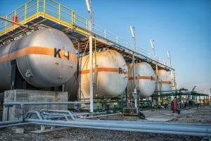 almacenamiento gas natural