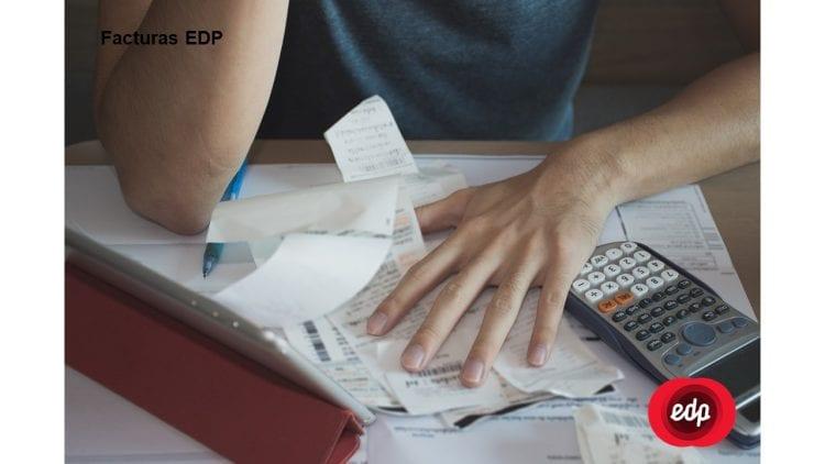 edp facturas