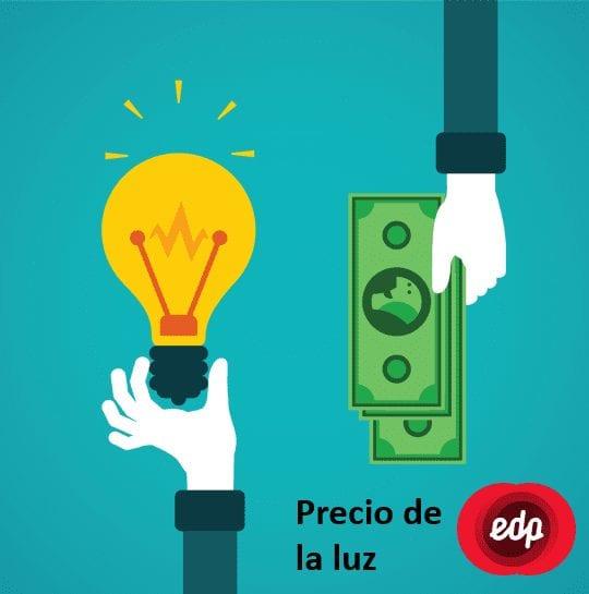 precio de la luz edp