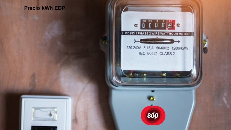 precio kwh EDP